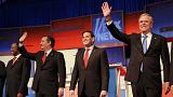Analysis: Republican candidates try to escape Trump's shadow