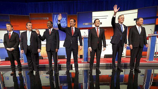 ΗΠΑ εκλογές: Έλαμψε διά της απουσίας του ο Ντόναλντ Τραμπ από τηλεοπτικό ντιμπέιτ