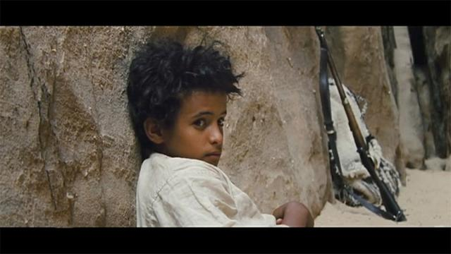 """""""Theeb"""" a story of survival in the Jordanian desert"""