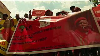 South Africa: Opposition starts municipal campaign with a demonstration for jobs