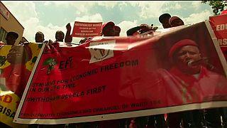 Afrique du Sud : l'opposition lance la campagne municipale avec une marche pour l'emploi