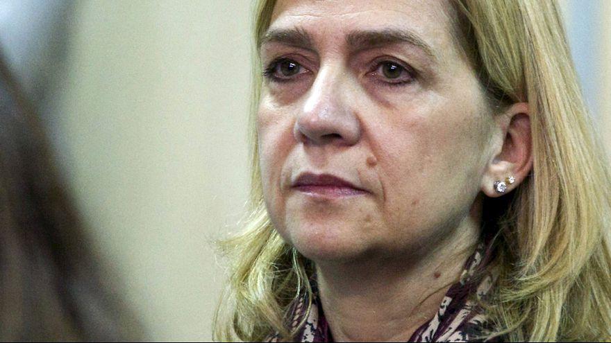 Procès confirmé pour la princesse Cristina d'Espagne