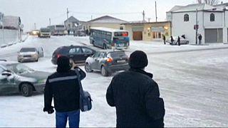 Jégpálya autóknak