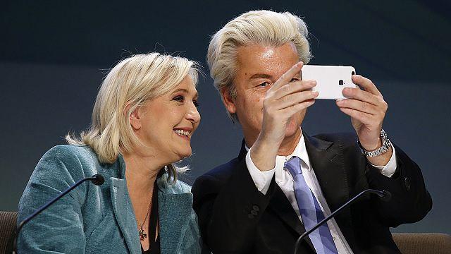 L'extrême droite européenne, unie contre l'immigration