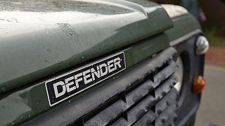 Το τελευταίο Defender της Land Rover