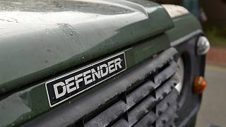 Land Rover Defender стал историей