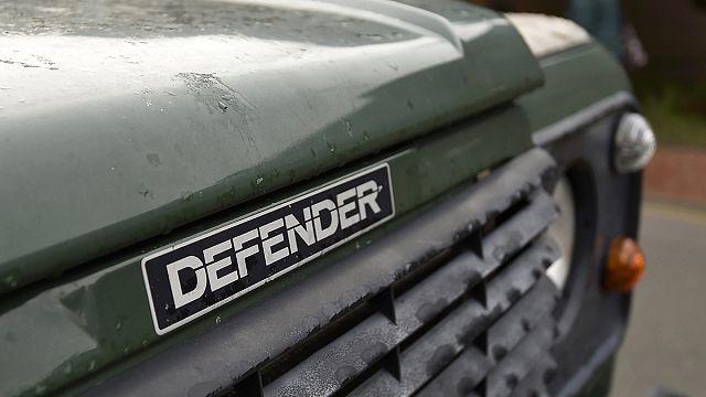 Le dernier des Land Rover Defender