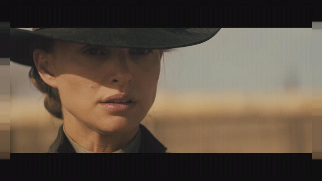Natalie Portman gets tough in 'Jane got a gun'