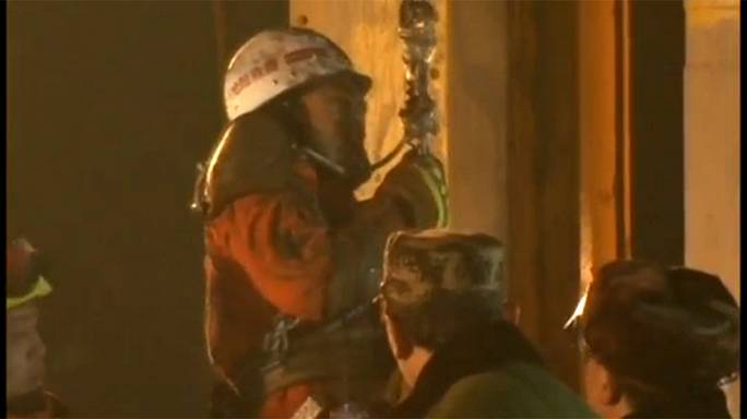 Chinese miner rescued after 36 days underground