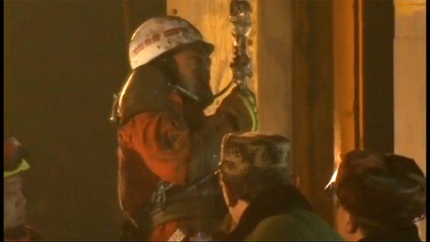 Chine : un homme retrouvé sain et sauf après 36 jours au fond d'une mine