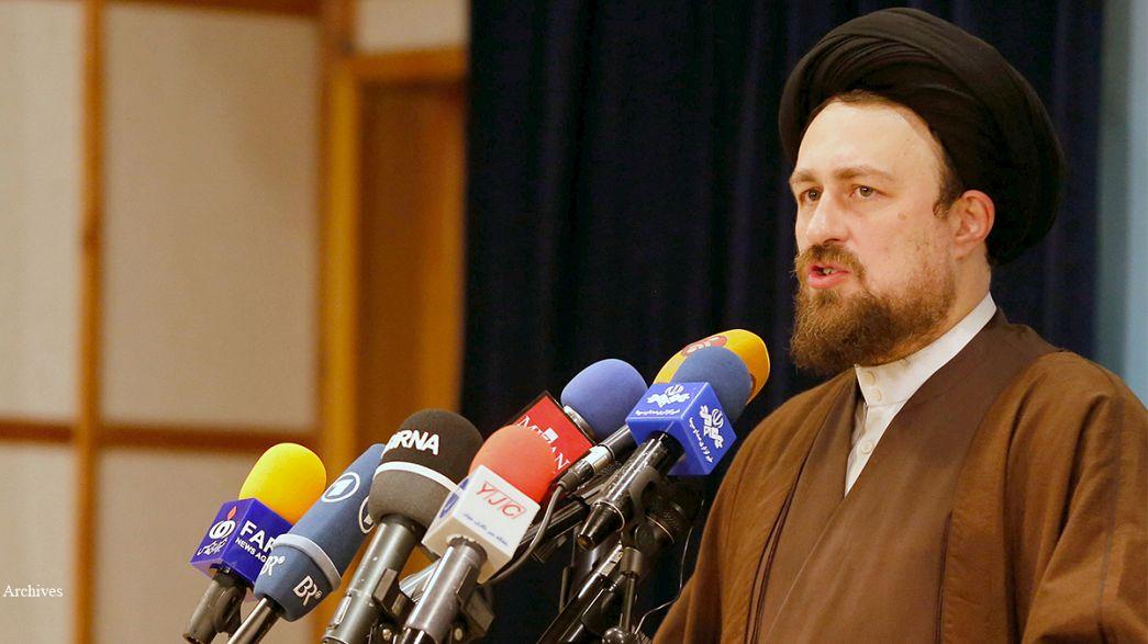 Ajatollah-Enkel Hassan Khomeini darf nicht antreten