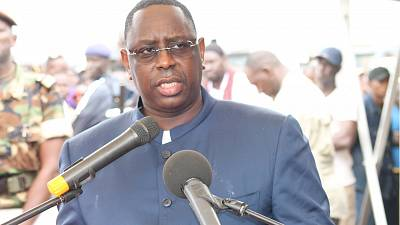 Senegal's Macky Sall calls for Africa to harness opportunities to achieve agenda 2063