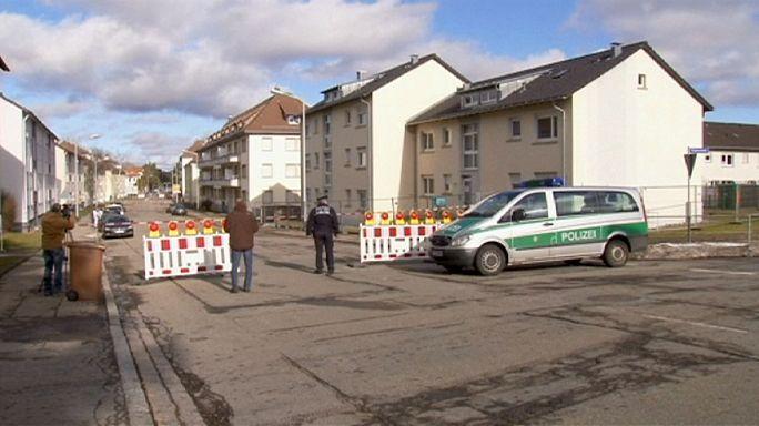 Pour la première fois, une grenade contre un foyer de réfugiés en Allemagne