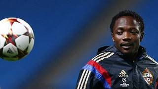 CSKA Moscow reject Leicester City's bid on Nigeria's Ahmed Musa