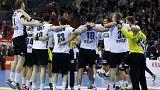 ألمانيا تلتقي مع إسبانيا في نهائي البطولة الأوروبية لكرة اليد