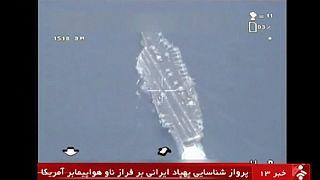 Golfo, tensioni tra Iran e Usa: un drone iraniano ha sorvolato una portaerei Usa