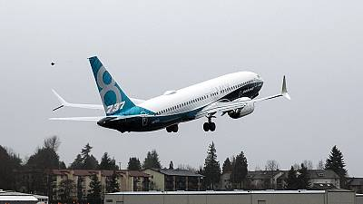 Boeing's new 737 MAX jet takes off on first flight
