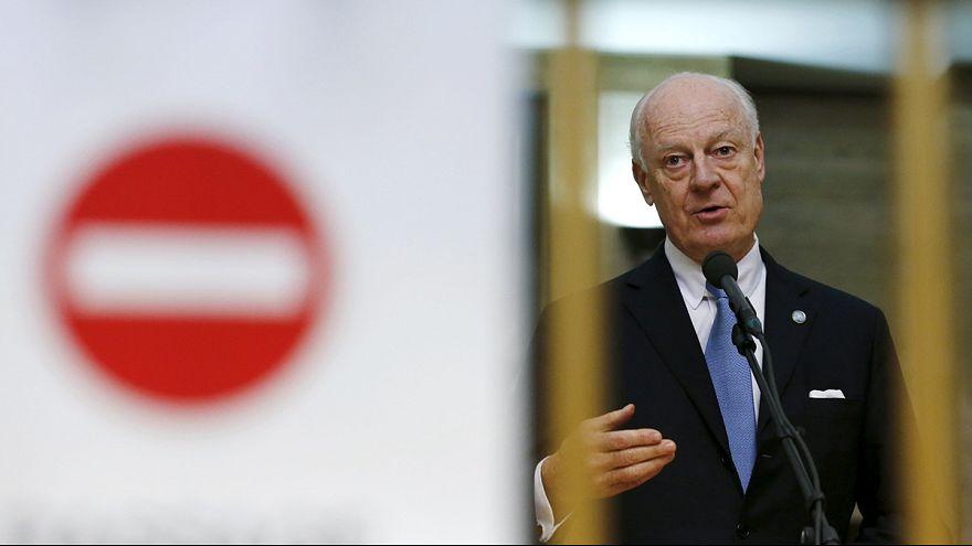 Oposição síria vai a Genebra apenas para discutir com a ONU