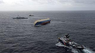 Hurrikán tombol Észak-Európában