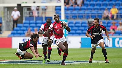 Rugby: Kenya, South Africa through to Wellington Sevens main cup quarters