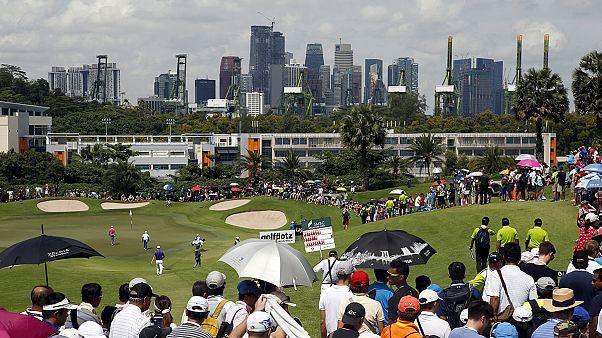 Όπεν Σιγκαπούρης: Πρώτος ο Λιανγκ Ουέν-τσονγκ