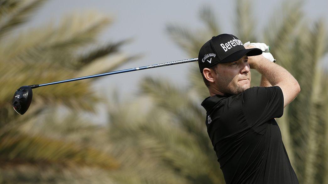 Golfe: 7.º lugar para Ricardo Melo Gouveia no Masters do Qatar. Branden Grace revalida título