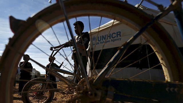 Сирийские оппозиционеры прибыли в Женеву на мирные переговоры