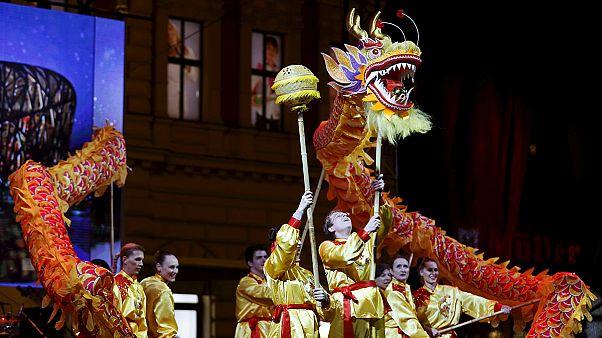 آغاز جشن های سال نوی چینی در پرتغال
