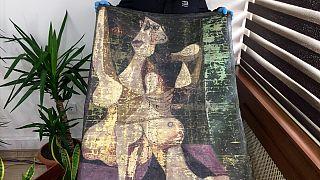 العثور على لوحة مسروقة لبيكاسو في تركيا