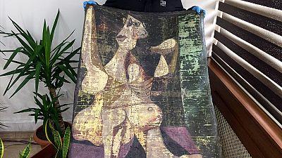 Recuperato ad Istanbul quadro rubato di Pablo Picasso