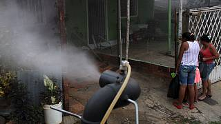 Colombia: The fight against Zika Virus