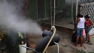 La Colombie en 'guerre' contre le virusZika