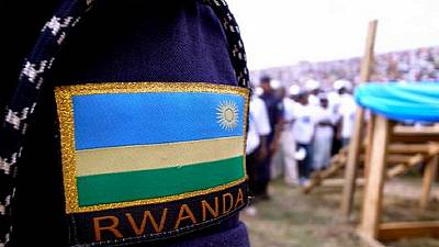 Rwanda police arrest suspects with ties to IS