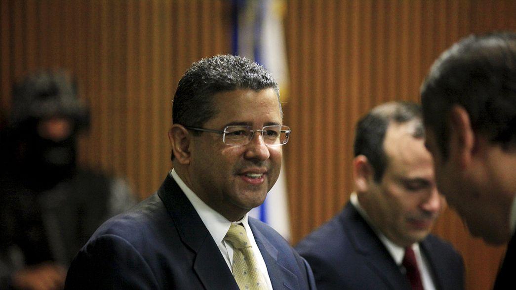 """Korruptionsvorwürfe: """"Schlechtester Präsident von El Salvador"""" an Hirnblutung gestorben"""