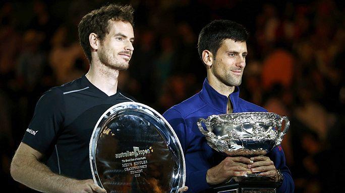 Novak Djokovics nyerte az Australian Opent
