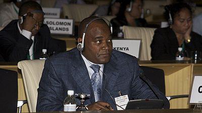 Congo : premier candidat de l'opposition