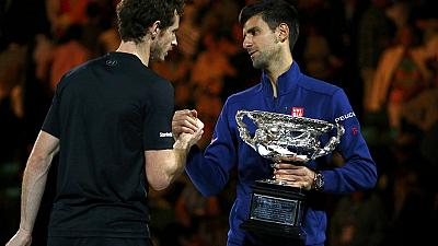 Novak Djokovic beats Andy Murray to win sixth Australian Open final