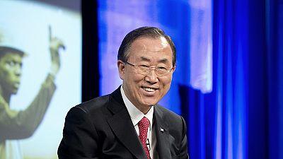 UA/Burundi : Ban Ki Moon souhaite un accord des chefs d'Etat africains