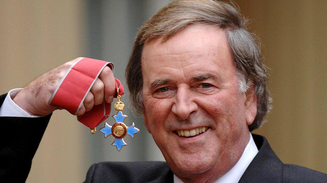 Sir Terry Wogan, BBC-Stimme des Eurovision Song Contest, gestorben