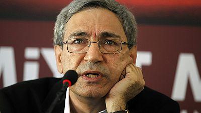 """Pamuk kritisiert Türkei-Politik der EU: """"Flüchtlingskrise bindet ihnen die Hände"""""""