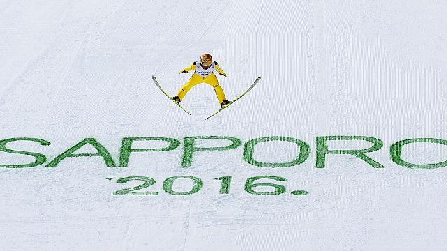 Норвежский победный дубль в Саппоро и норвежские горнолыжные тузы