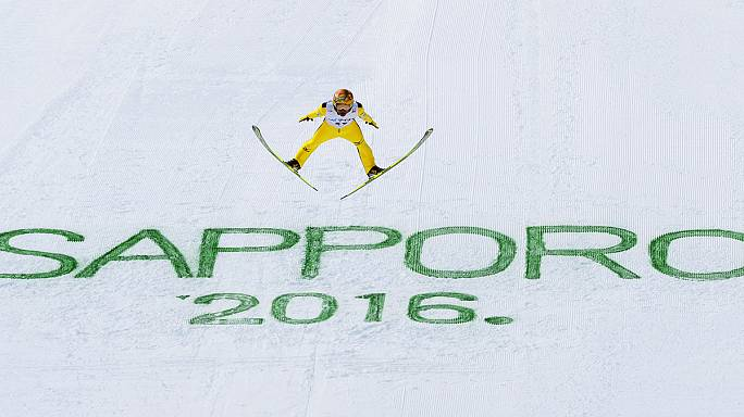 از درخشش نروژی ها تا روی سکو رفتن یک اسکی باز۴۴ ساله در رقابتهای پرش با اسکی ژاپن