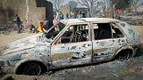 Bei lebendigem Leibe verbrannt: Boko Haram verübt Anschläge bei Maiduguri