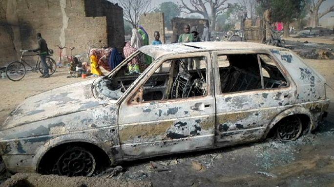 """Очевидцы нападения """"Боко харам"""" в Нигерии: """"Дети горели заживо"""""""