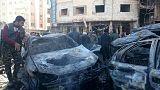Syrie : 71 morts après une triple attaque terroriste dans la banlieue de Damas