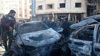 L'Isis ha rivendicato gli attentati che hanno fatto decine di morti a Sud di Damasco