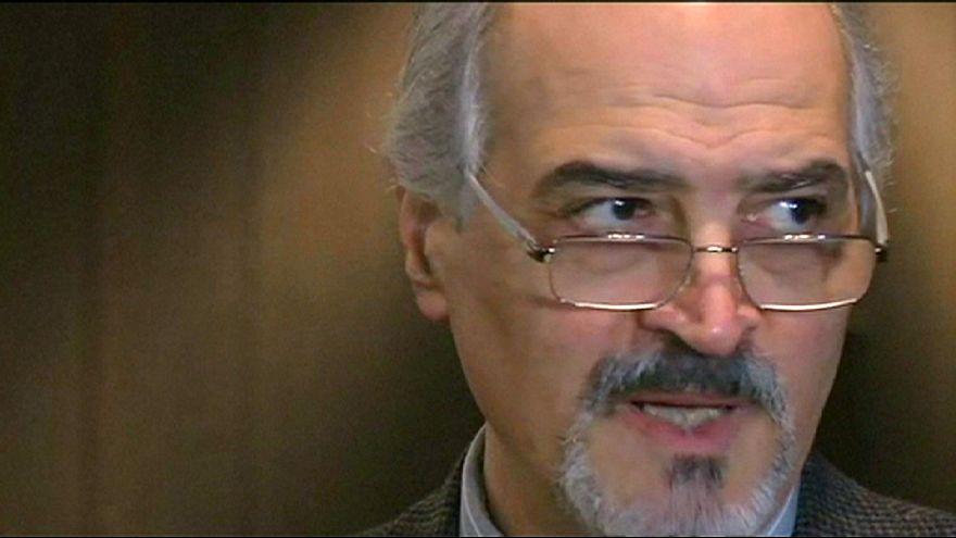 Premiers pas vers la paix à Genève entre l'opposition et le régime syrien?