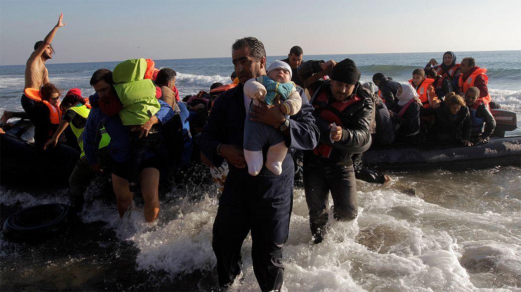 """Los """"Héroes del Egeo"""", candidatos al Nobel de la Paz"""
