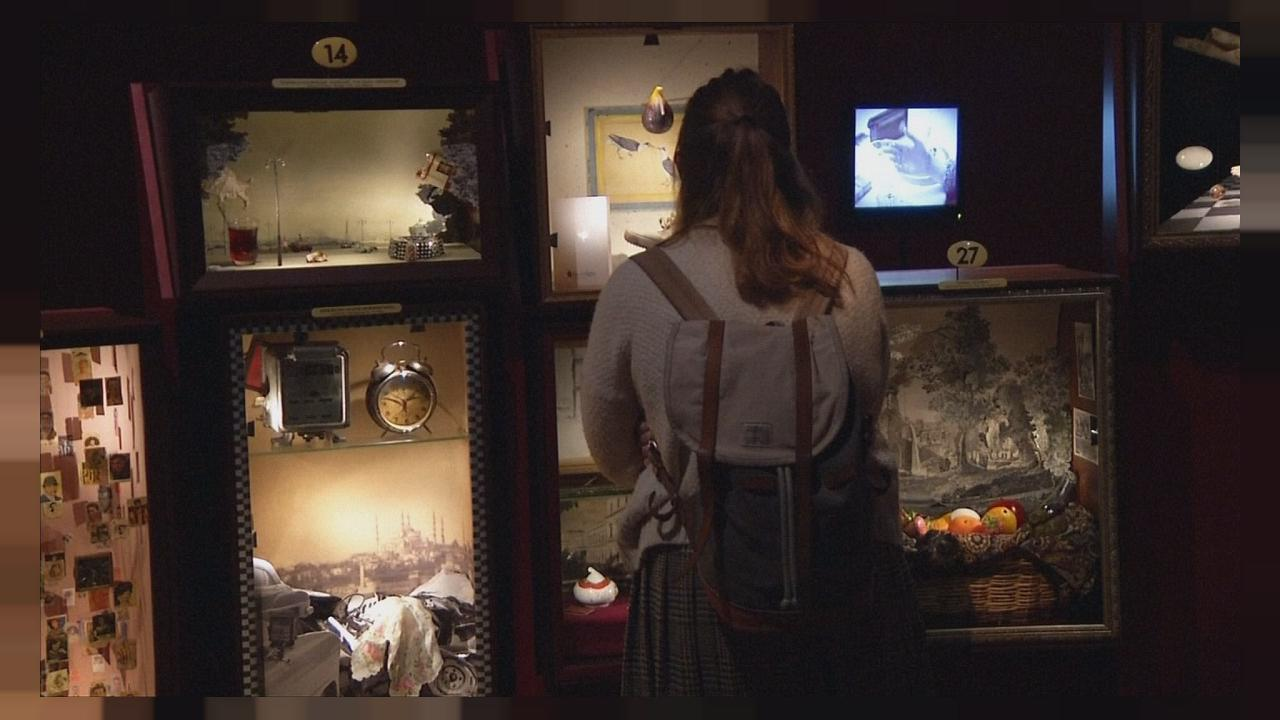 Pamuk's Musuem of Innocence opens in London