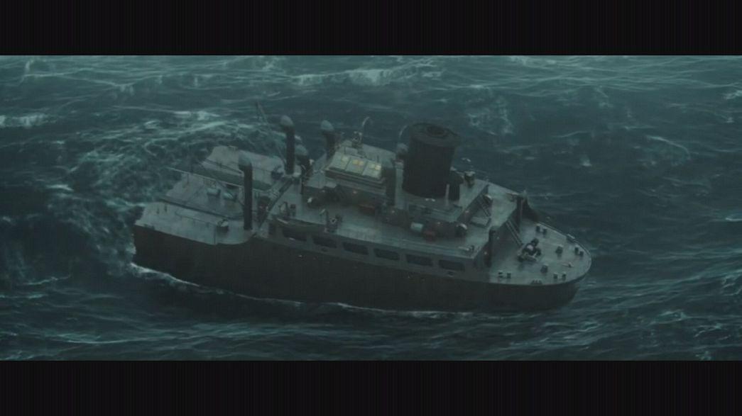 """""""Horas Decisivas"""": uma operação de salvamento no mar minuto a minuto"""
